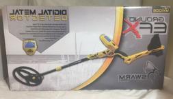 GROUND EFX MX100E Swarm MX100E Metal Detector