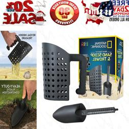 NATIONAL GEOGRAPHIC Sand Scoop and Shovel Accessories for Me