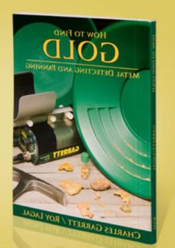 NEW How to Find Gold Book 1509400 for Metal Detecting Detect