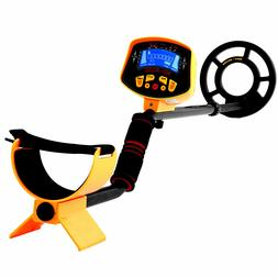New MD-3010II Metal Detector Gold Digger Deep Sensitive Ligh