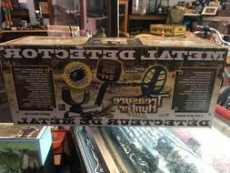 New Bounty Hunter Metal Detector Treasure Hunter Elite Free