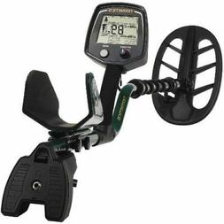 NEW Teknetics T2 Classic Metal Detector Ease to Use Green Un