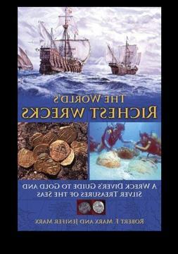 NEW  The World's Richest Wrecks Book by Marx1546100 Metal De