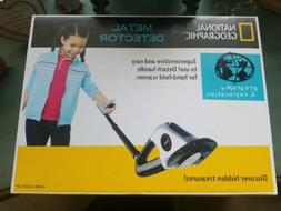 NOS Electronics National Geographic METAL DETECTOR Youth Edu