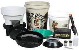 Gold Rush Nugget Bucket - Patented Gold Panning Kit