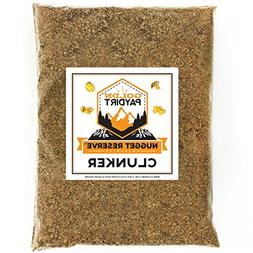 Nugget Reserve Gold Paydirt Clunker Panning Pay Dirt Bag –