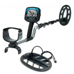 "Teknetics Omega 8500 Metal Detector with Waterproof 10"" &"