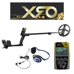 """XP ORX Metal Detector w/ 9"""" X35 DD Search Coil & FX-02 Wired"""