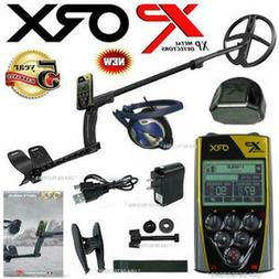 """XP ORX Metal Detector with 11"""" X35 DD Coil & FX-02 Wired Bac"""
