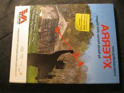 Paperback Hand Book Manual Minelab Metal Detector X-Terra Ra