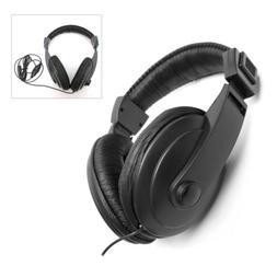 Universal Wired Metal Detector Headphones - Lawn Metal Detec