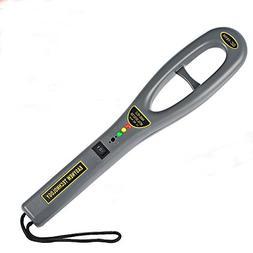 GoerTek Portable Hand Held Metal Detectors Wand, Security Se