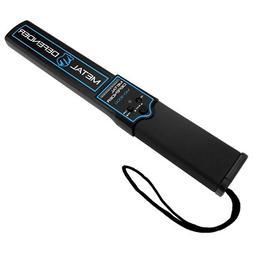 Handheld Security Personal Metal Detector Theft Deterrent Ha