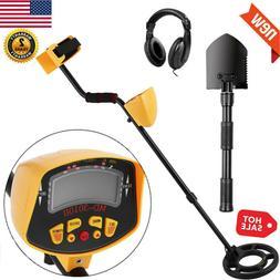 Pro Underground High Sensitivity Metal Detector Kit Gold Hun