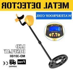 Pro Underground High Sensitivity Metal Detector Kit Gold Hun