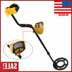 Professional Metal Detector Underground Search Gold Digger H