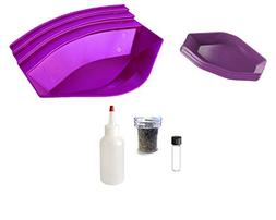 Gold Claw Purple BUNDLE: Original + Pocket Pan + 1st Gold Ex
