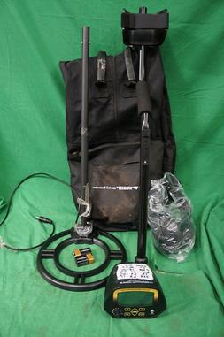 Pursuit-200 Metal Detector By Barska W/Soft Case