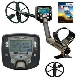 """Minelab Safari Metal Detector with 11"""" Search Coil and 3 Yea"""