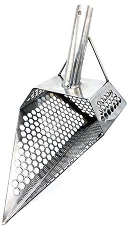 Beach Sand Scoop Shovel CooB COMPACT Stainless Steel Hunting