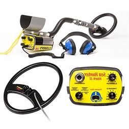 Garrett Sea Hunter Mark II Underwater Metal Detector with 2