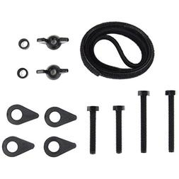 Minelab Search Coil Hardware Kit for GPX, Excalibur II, Sove
