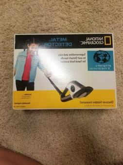 National Geographic Series Metal Detector Kids New In Box Fi