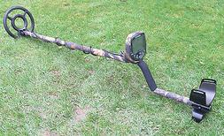 SET OF THREE CAMO -METAL DETECTOR COVERS TO FIT THE TEKNETIC