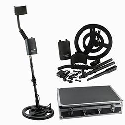 Silver and Gold Underground Metal Detector Gold Excavator Tr