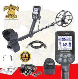 Nokta Simplex+ Waterproof Metal Detector with Wireless Headp