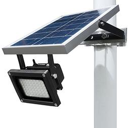 Solar Outdoor Flood Light by WONDERLUX. Included Mounting Br