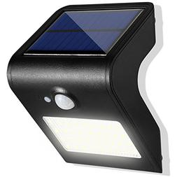 Solar Lights Outdoor 40 LED Motion Sensor Waterproof Wall Li