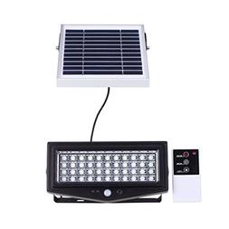 Solar Security Light 44 LED Outdoor Indoor Flood Light with