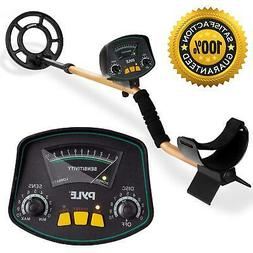 PyleSport Metal Detector - Waterproof Search Coil Extendable