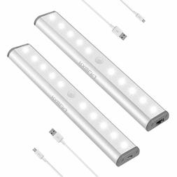 Stick-On Anywhere Portable Closet Lights Wireless 18 Led Und