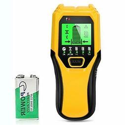 Stud Finder Wood Metal Detector - 5 in 1 Electronic Stud Sen