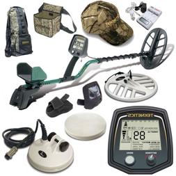 Teknetics T2 Classic Metal Detector with 3 Search Coils and