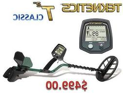 Teknetics T2 Classic Metal Detector w/ Latest Software Relea