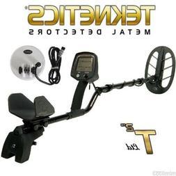 Teknetics T2 LTD SE Metal Detector 2 Coils Waterproof Deep S