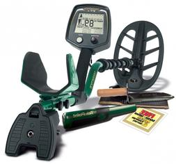 Teknetics T2+ Metal Detector Bundle with Tek-Point Digger 11