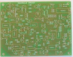 Tesoro eldorado board for self-assembly metal detector. PCB,