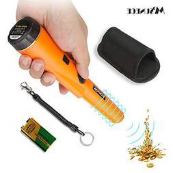 MSUNECE TL-9979OG-Orange Handheld, Small Orange