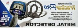 BOUNTY HUNTER TRACKER PRO ADJUSTABLE METAL DETECTOR w/ LCD T