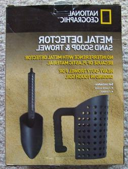 New Trowel and Sifter Tool Set for Metal Detecting & Treasur