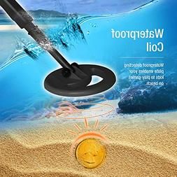 all-sun Junior Metal Detector for Kids with Waterproof DIY B