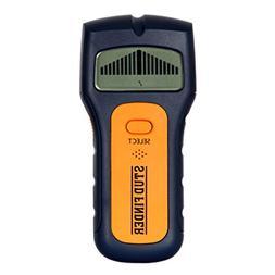 Minzhi TS79 3 In 1 Stud Finder Wire Metal Wood Detectors AC