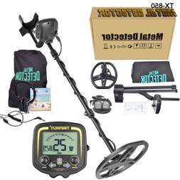 TX-850 Pro Metal Detector Underwater Waterproof with Headpho