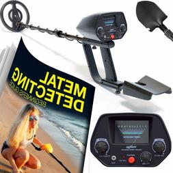 Ultimate Metal Detector For Adults - Waterproof Pro Detector