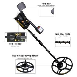 allsun Pro Underground Metal Detector Gold Digger Profession