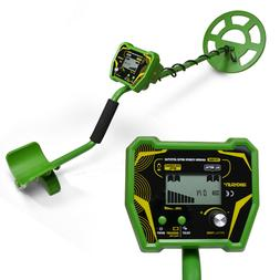 Underground Metal Detector Ground Balance Treasure Hunter Se